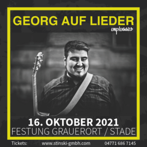 Georg auf Lieder – Unplugged